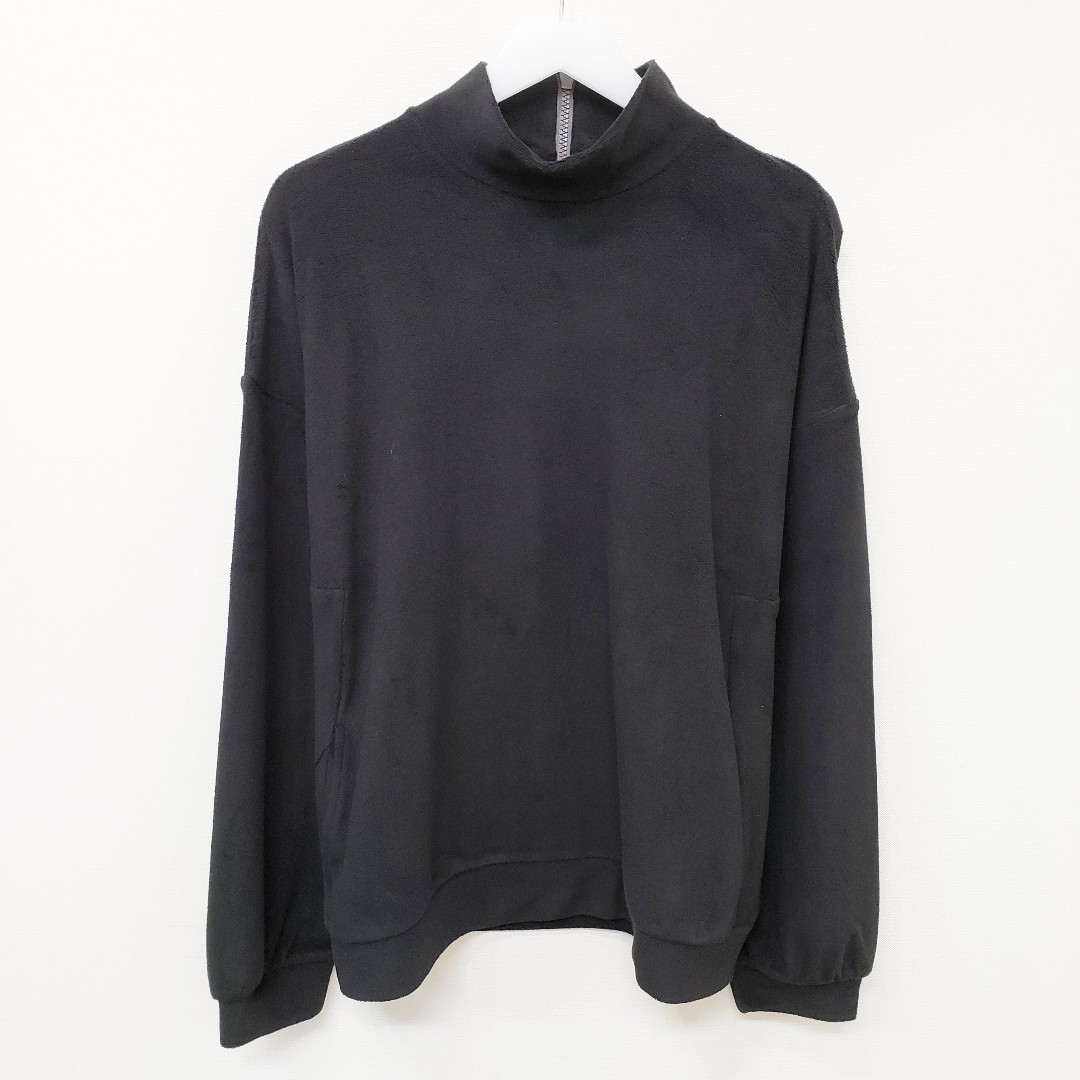 Nora Lily ノラリリー Nora Lily Mock Neck Volume Top_e0076692_17371624.jpg
