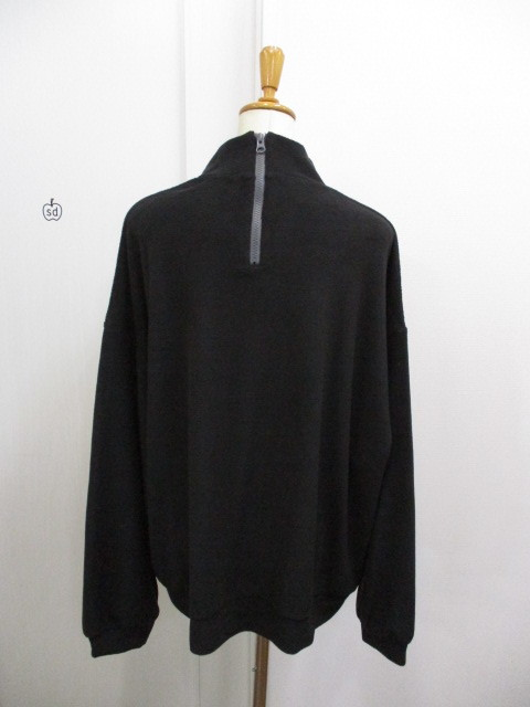 Nora Lily ノラリリー Nora Lily Mock Neck Volume Top_e0076692_17414868.jpg