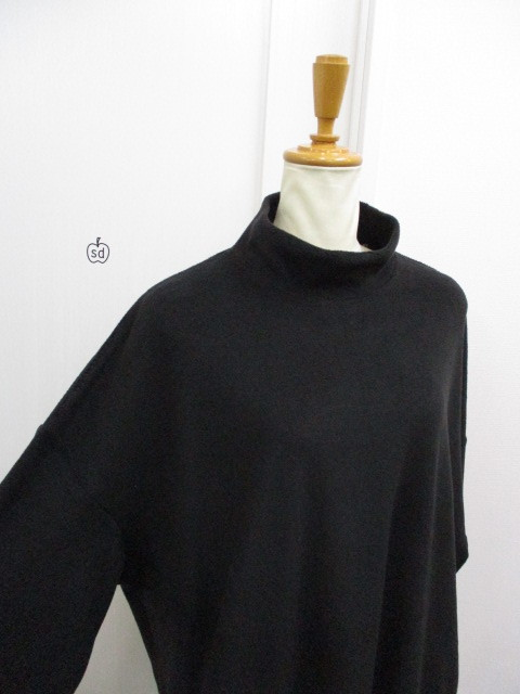 Nora Lily ノラリリー Nora Lily Mock Neck Volume Top_e0076692_17415040.jpg