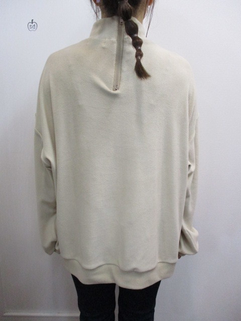 Nora Lily ノラリリー Nora Lily Mock Neck Volume Top_e0076692_17454122.jpg