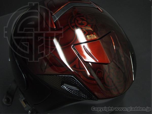 SHOEI ジェットヘルメット カスタムペイント_f0320808_01062173.jpg