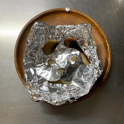 ねこねこ食パンをナナクロパンにする。_a0028451_17072624.jpg
