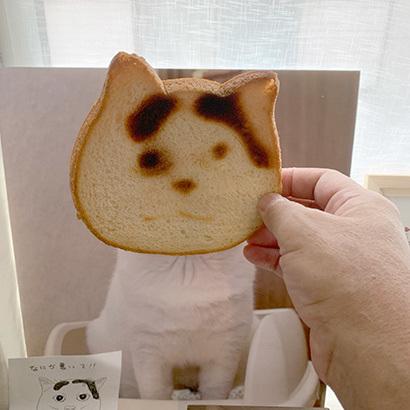 ねこねこ食パンをナナクロパンにする。_a0028451_17072774.jpg