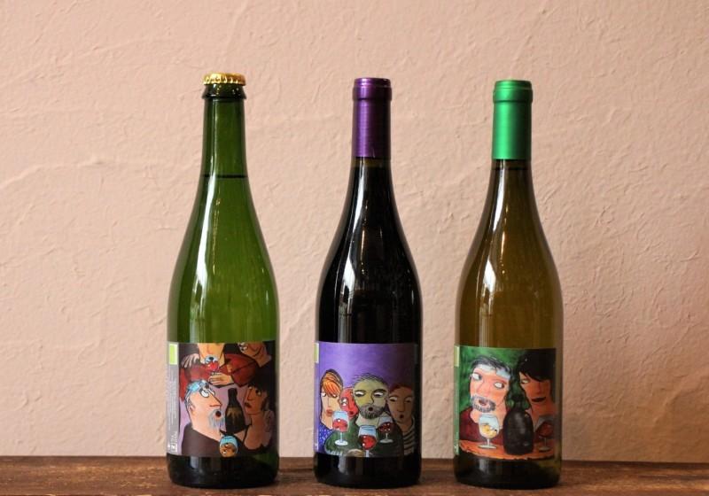<芸術の秋にはこんなワインを>Domaine ROUSSELIN_b0016474_13410751.jpg
