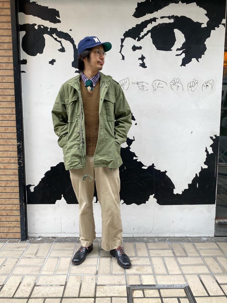 幅広いサイズで楽しめるM-65 Field JKT!!(マグネッツ大阪アメ村店)_c0078587_12411028.jpg