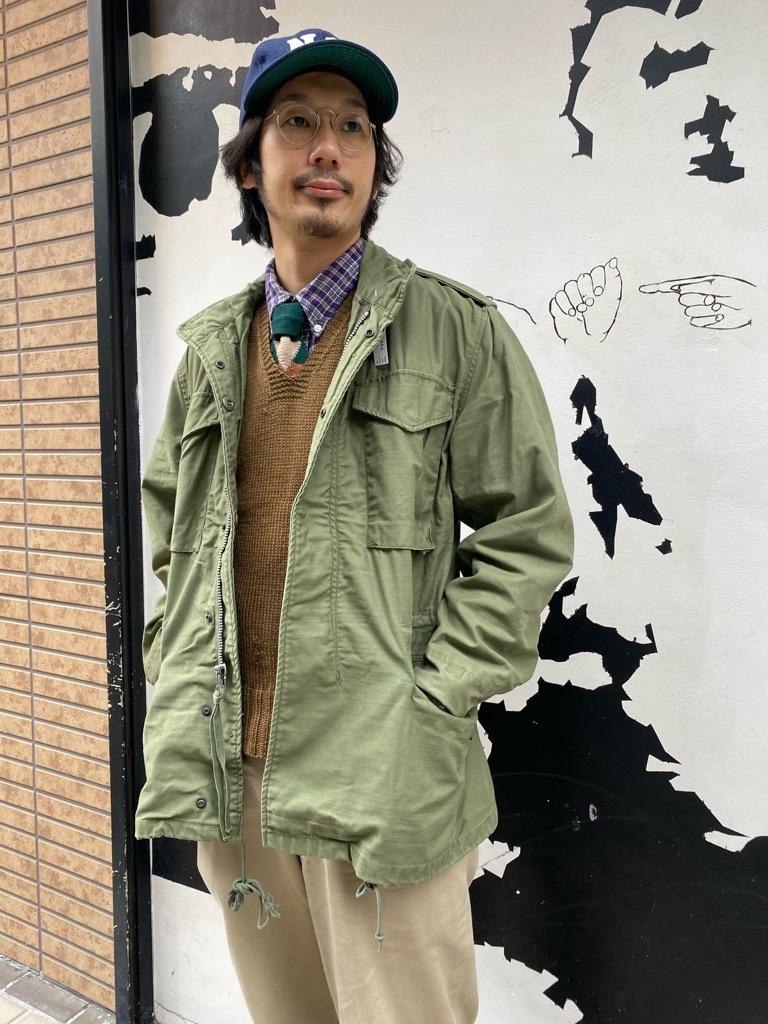 幅広いサイズで楽しめるM-65 Field JKT!!(マグネッツ大阪アメ村店)_c0078587_12411646.jpg