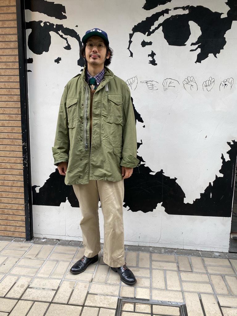 幅広いサイズで楽しめるM-65 Field JKT!!(マグネッツ大阪アメ村店)_c0078587_12411812.jpg
