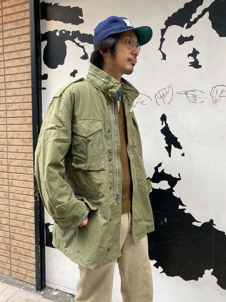 幅広いサイズで楽しめるM-65 Field JKT!!(マグネッツ大阪アメ村店)_c0078587_12411913.jpg