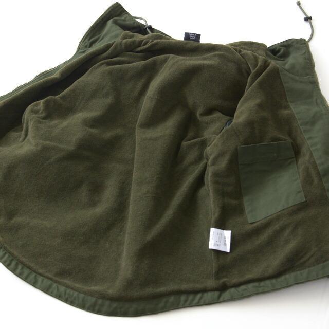 KAVU [カブー] Hooded Buffalo Jacket [19821306] フーデッド バッファロー ジャケット・ブルゾン・フリースMEN\'S_f0051306_17335437.jpg