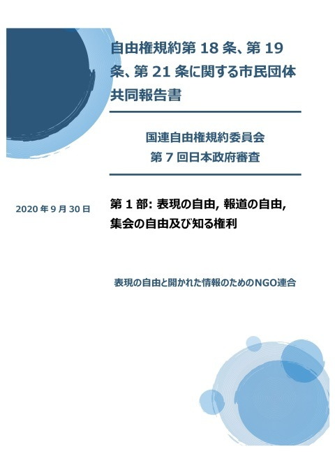 国連自由権規約委員会にNGO共同レポート提出_c0241022_00175480.jpg