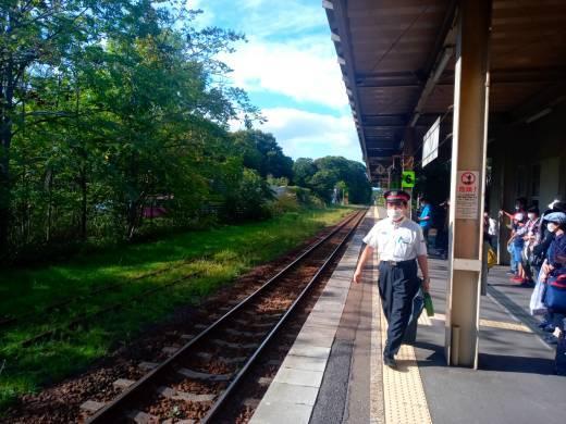函館旅行記(3)大沼へ、五稜郭へ_c0218425_21394670.jpg