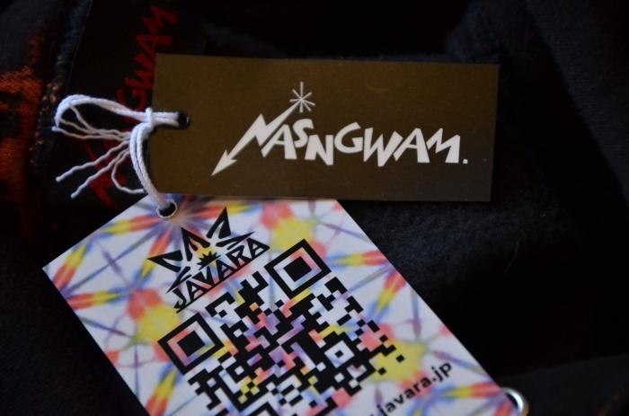 "\""Nasngwam.×JAVARA\""<<HOLIDAY CREW SWEAT&HOLIDAY PARKA>>10.10.Sat...Launch_c0167336_15273181.jpg"