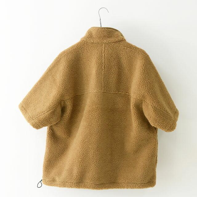 KAVU [カブー] Boa Throw Shirts [19821134] ボアスローシャツ・フリース・フリースプルオーバー・半袖フリース・MEN\'S _f0051306_16385510.jpg