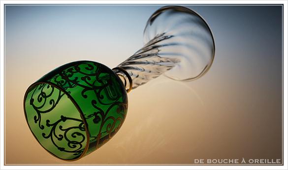"""サン・ルイ クリュニー Saint Louis \""""Cluny\"""" その3 オールド バカラ グラス フランス アンティーク_d0184921_15533847.jpg"""