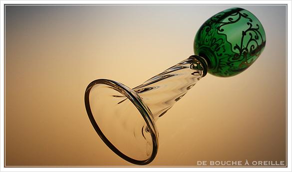 """サン・ルイ クリュニー Saint Louis \""""Cluny\"""" その3 オールド バカラ グラス フランス アンティーク_d0184921_15563662.jpg"""