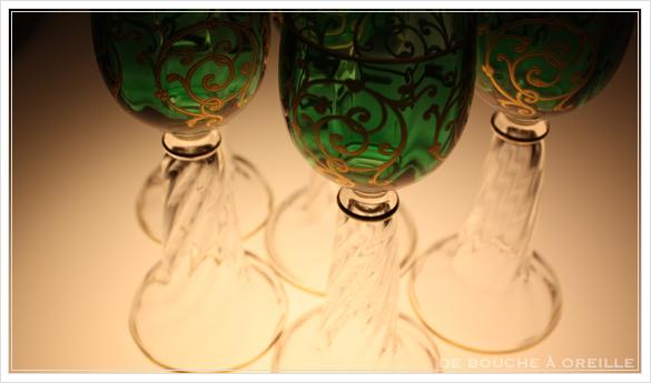"""サン・ルイ クリュニー Saint Louis \""""Cluny\"""" その3 オールド バカラ グラス フランス アンティーク_d0184921_16385291.jpg"""