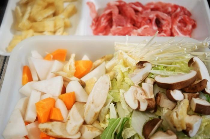 ■晩ご飯【具沢山すいとん】肌寒くなったので身体を温めるに最適です♪_b0033423_17511439.jpg