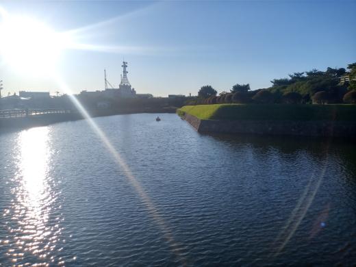 函館旅行記(3)大沼へ、五稜郭へ_c0218425_16572927.jpg