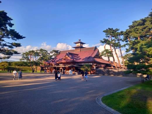 函館旅行記(3)大沼へ、五稜郭へ_c0218425_17064311.jpg