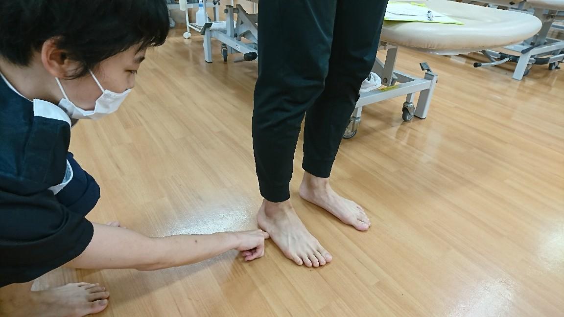 TOC足の勉強会 足部アライメントの評価_b0329026_08524045.jpg