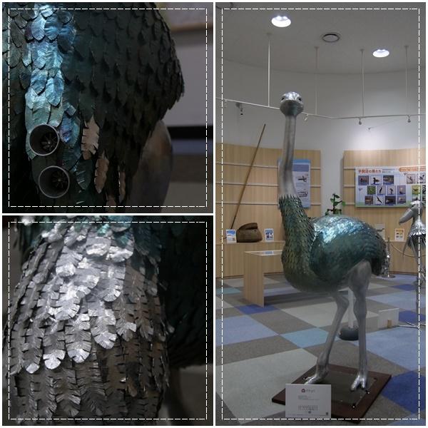 千葉・我孫子動物彫刻展「プリニウスの動物達」(^^♪_b0364186_08445259.jpg