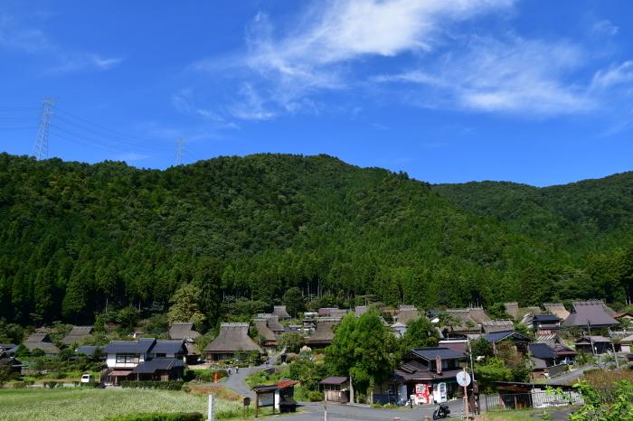 美山徘徊2020 秋の茅葺を見る1_f0374895_00130465.jpg