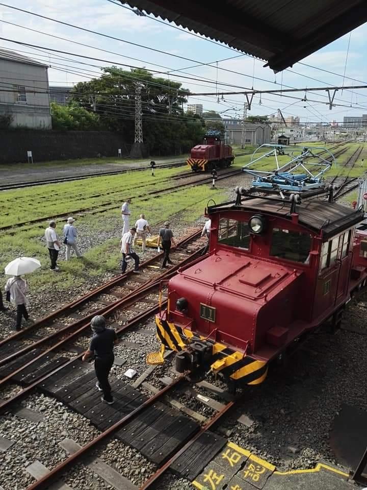 「ありがとう炭鉱電車」トークの記事!三井化学さん~_b0183113_01363894.jpg