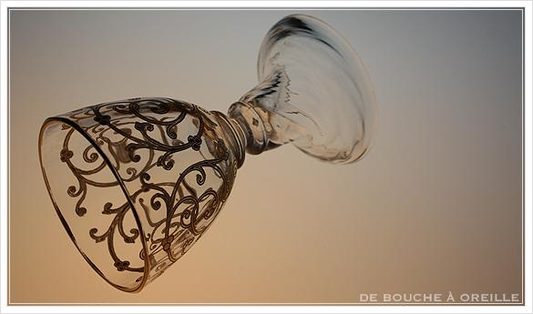 """サン・ルイ クリュニー Saint Louis \""""Cluny\"""" その4 オールド バカラ グラス フランス アンティーク_d0184921_12072437.jpg"""
