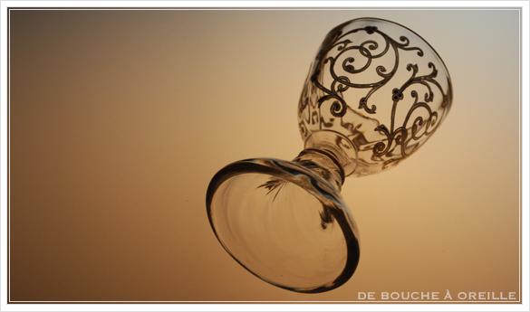 """サン・ルイ クリュニー Saint Louis \""""Cluny\"""" その4 オールド バカラ グラス フランス アンティーク_d0184921_12073450.jpg"""