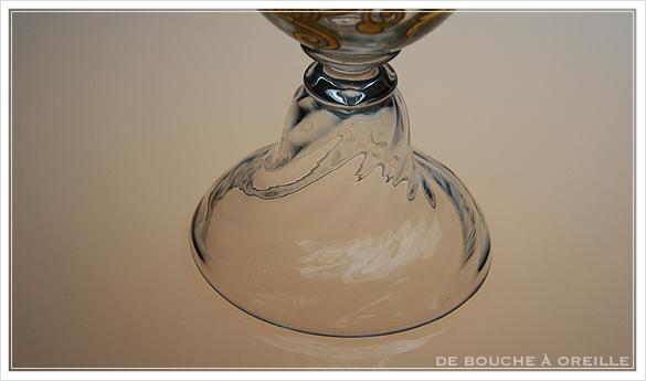 """サン・ルイ クリュニー Saint Louis \""""Cluny\"""" その4 オールド バカラ グラス フランス アンティーク_d0184921_12231795.jpg"""