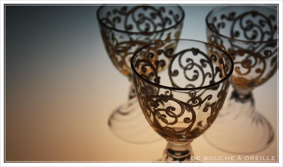 """サン・ルイ クリュニー Saint Louis \""""Cluny\"""" その4 オールド バカラ グラス フランス アンティーク_d0184921_12423131.jpg"""