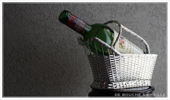 クリストフル製 アンティークのパニエ ボトルバスケット Christofle porte bouteille その3_d0184921_14120281.jpg