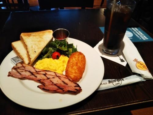 上野 Hard Rock CAFE~国立科学博物館_c0337631_15143036.jpg
