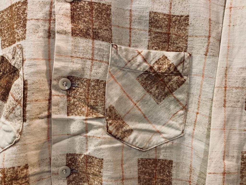 マグネッツ神戸店 10/14(水)Vintage入荷! #2 Vintage Cotton Shrit!!!_c0078587_14000303.jpg