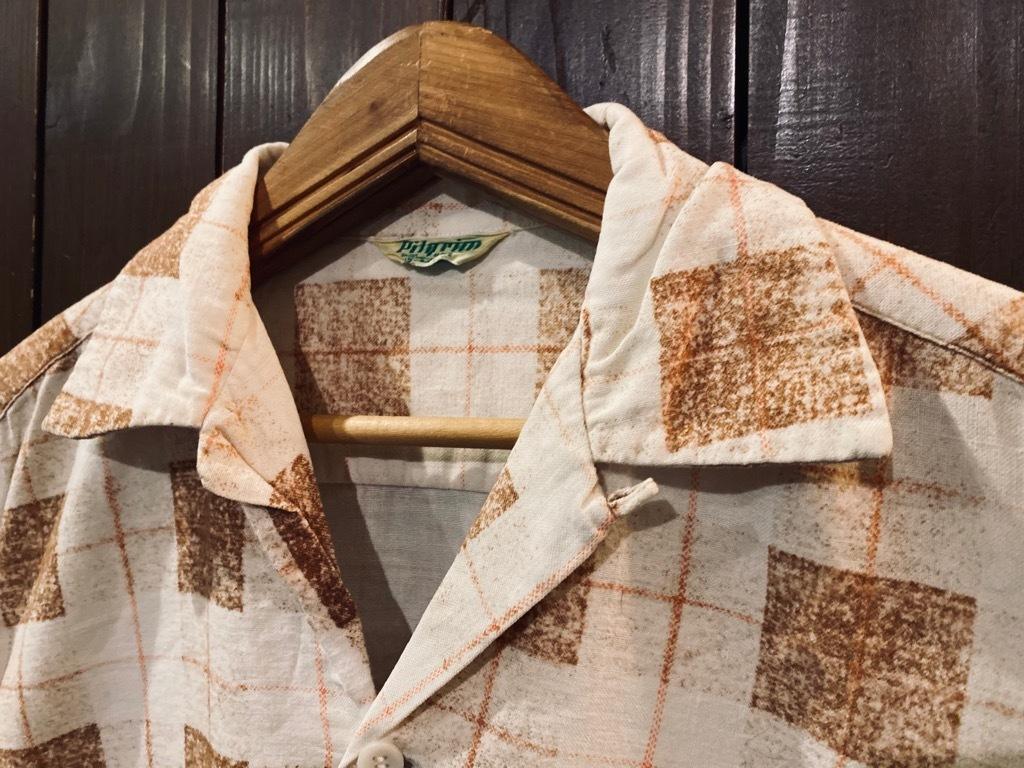 マグネッツ神戸店 10/14(水)Vintage入荷! #2 Vintage Cotton Shrit!!!_c0078587_14000340.jpg