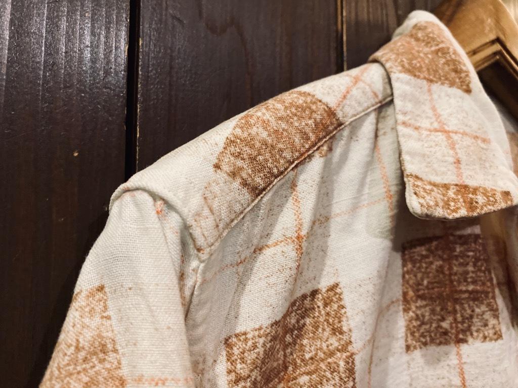 マグネッツ神戸店 10/14(水)Vintage入荷! #2 Vintage Cotton Shrit!!!_c0078587_14000342.jpg