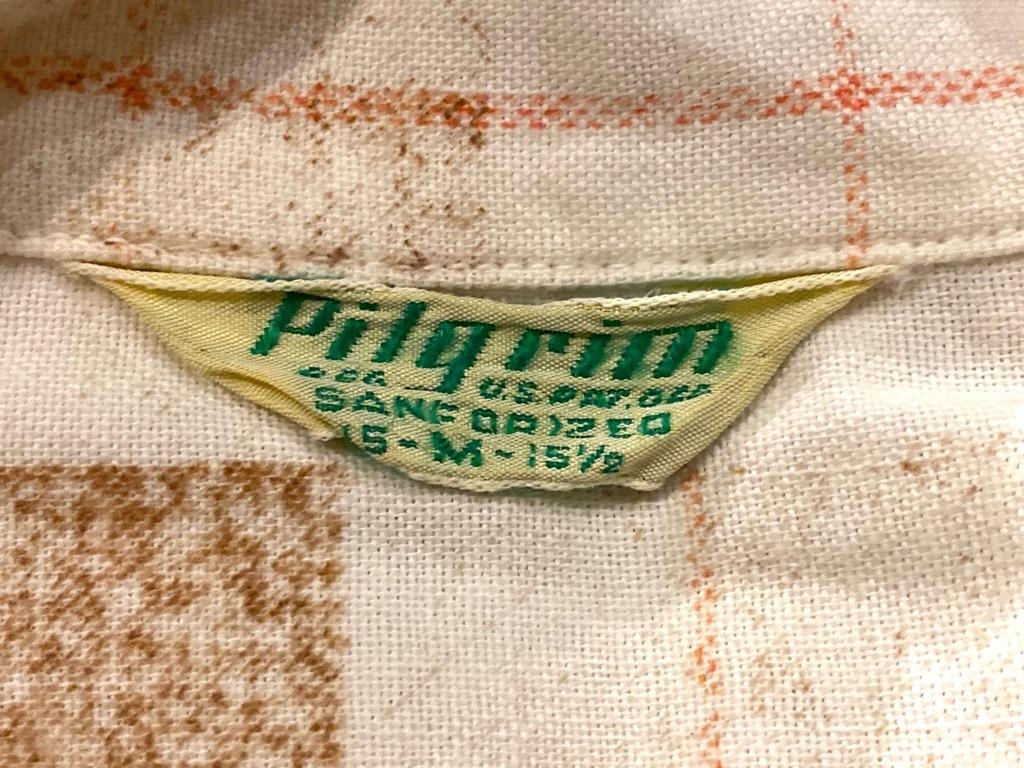 マグネッツ神戸店 10/14(水)Vintage入荷! #2 Vintage Cotton Shrit!!!_c0078587_14000451.jpg