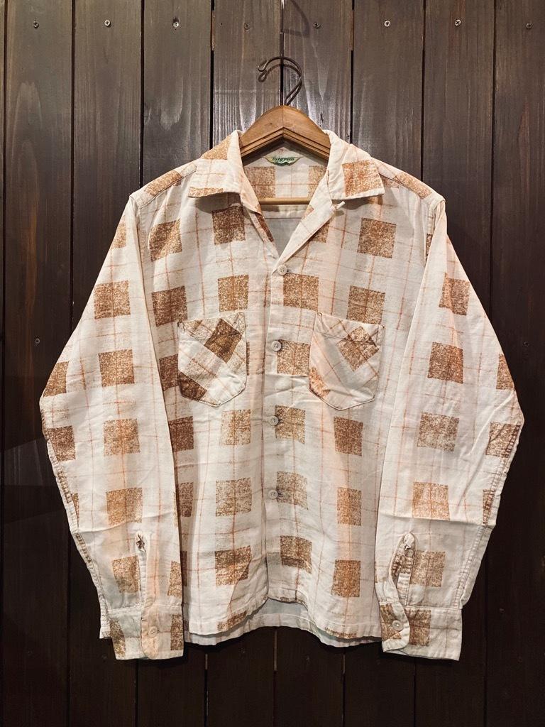 マグネッツ神戸店 10/14(水)Vintage入荷! #2 Vintage Cotton Shrit!!!_c0078587_14000584.jpg
