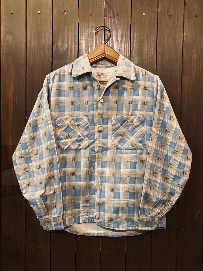 マグネッツ神戸店 10/14(水)Vintage入荷! #2 Vintage Cotton Shrit!!!_c0078587_14025047.jpg