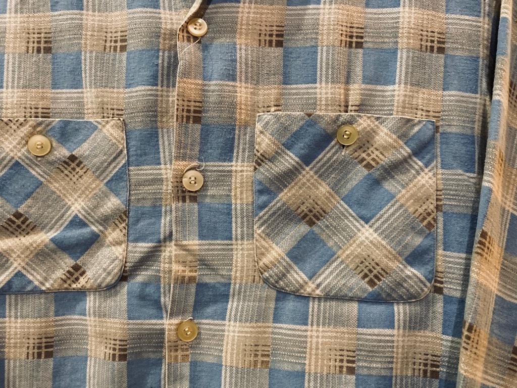 マグネッツ神戸店 10/14(水)Vintage入荷! #2 Vintage Cotton Shrit!!!_c0078587_14025058.jpg