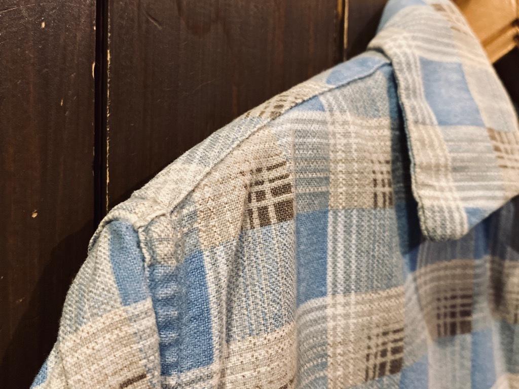 マグネッツ神戸店 10/14(水)Vintage入荷! #2 Vintage Cotton Shrit!!!_c0078587_14025119.jpg