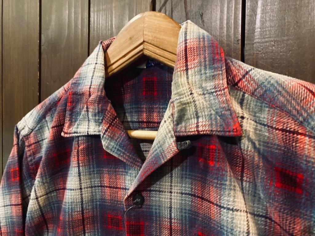 マグネッツ神戸店 10/14(水)Vintage入荷! #2 Vintage Cotton Shrit!!!_c0078587_14031232.jpg