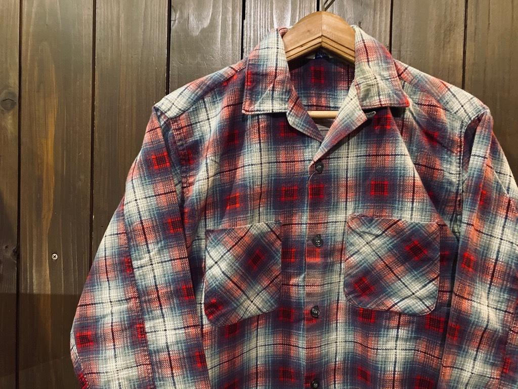 マグネッツ神戸店 10/14(水)Vintage入荷! #2 Vintage Cotton Shrit!!!_c0078587_14031407.jpg