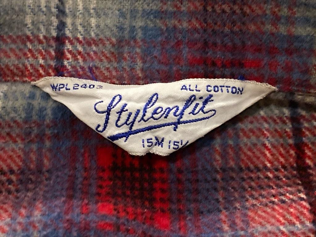 マグネッツ神戸店 10/14(水)Vintage入荷! #2 Vintage Cotton Shrit!!!_c0078587_14031497.jpg