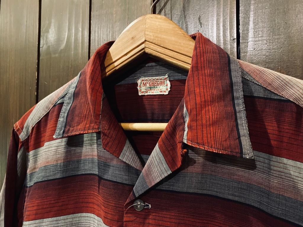 マグネッツ神戸店 10/14(水)Vintage入荷! #2 Vintage Cotton Shrit!!!_c0078587_14040808.jpg