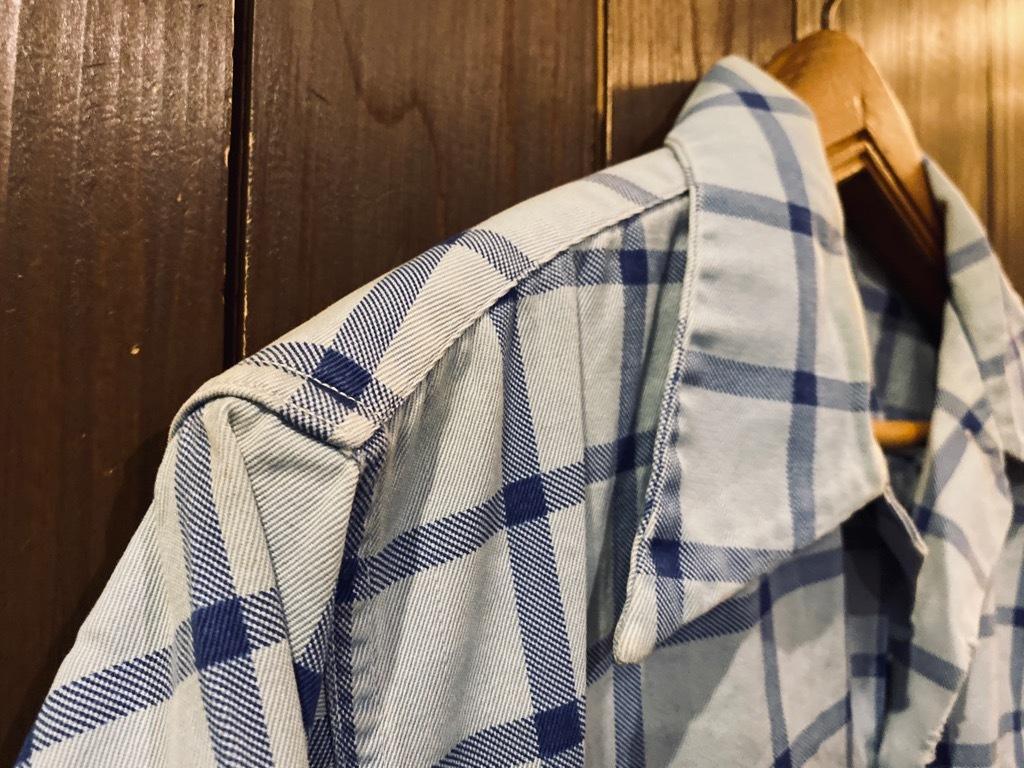 マグネッツ神戸店 10/14(水)Vintage入荷! #2 Vintage Cotton Shrit!!!_c0078587_14072366.jpg