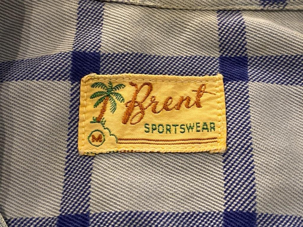 マグネッツ神戸店 10/14(水)Vintage入荷! #2 Vintage Cotton Shrit!!!_c0078587_14072482.jpg