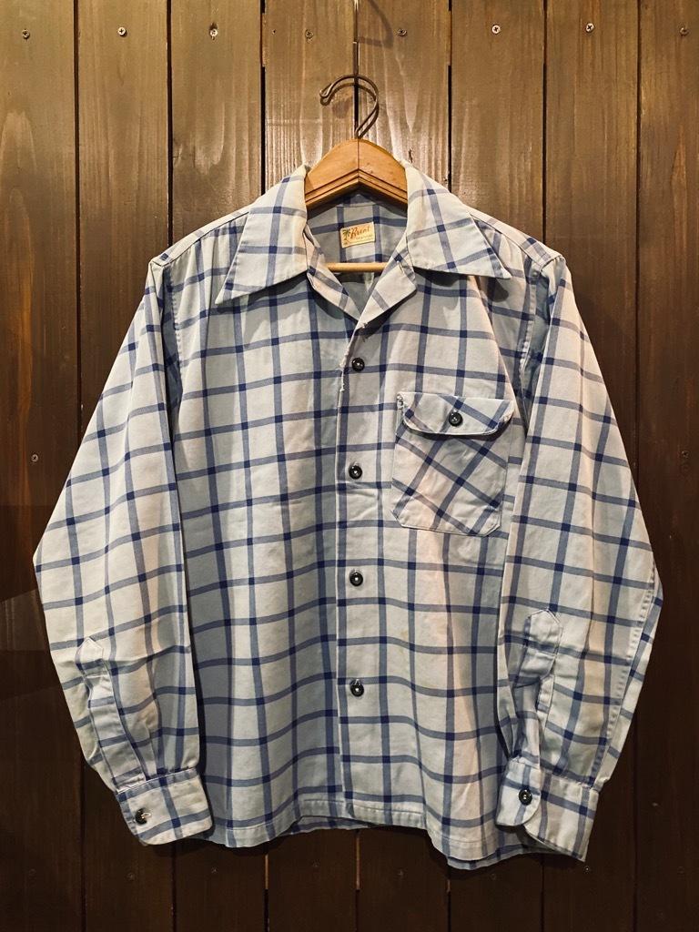 マグネッツ神戸店 10/14(水)Vintage入荷! #2 Vintage Cotton Shrit!!!_c0078587_14072532.jpg