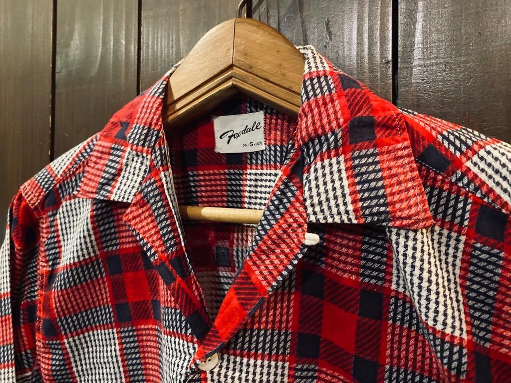 マグネッツ神戸店 10/14(水)Vintage入荷! #2 Vintage Cotton Shrit!!!_c0078587_14082924.jpg