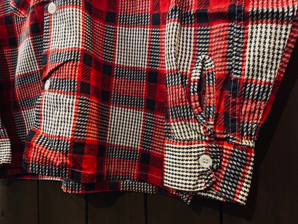 マグネッツ神戸店 10/14(水)Vintage入荷! #2 Vintage Cotton Shrit!!!_c0078587_14083061.jpg